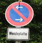 Wendeplatte-Foto