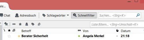 eMail-Merkel 1