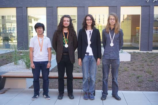 Informatik Olympiade-2015 Deutsche Teilnehmer